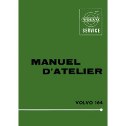 Manuel d Atelier Volvo 164