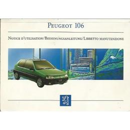 Notice d' Entretien  1992