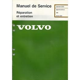 Manuel Caracteristiques Serie 340