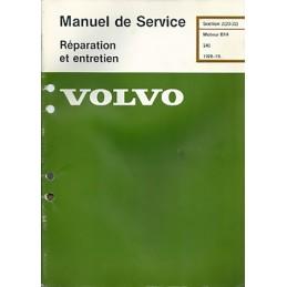 Manuel de Reparation B 14