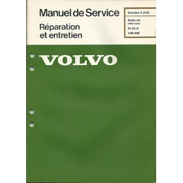 Manuel Reparation BV  M 45 R