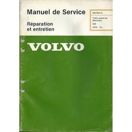 Manuel Reparation Train AV