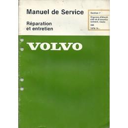Manuel Reparation Amotisseurs
