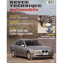 Revue Technique ( E 39 ) 1996