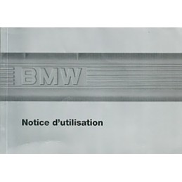 Notice Entretien M535i (  E 28 )