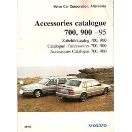 Catalogue Accessoires 1995