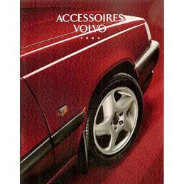 Catalogue Accessoires 1994