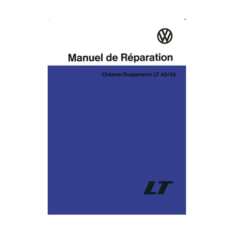 Manuel Reparation  Chassis