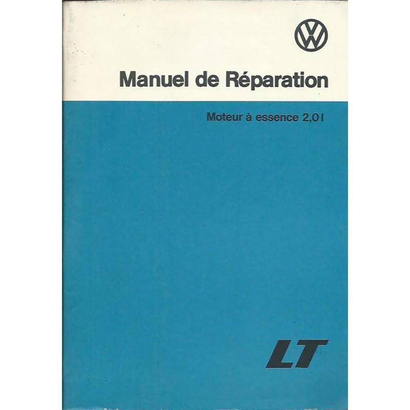 Manuel Reparation Moteur 2.0L