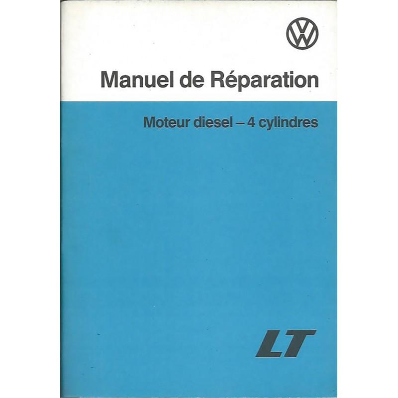 Manuel Reparation Moteur Diesel