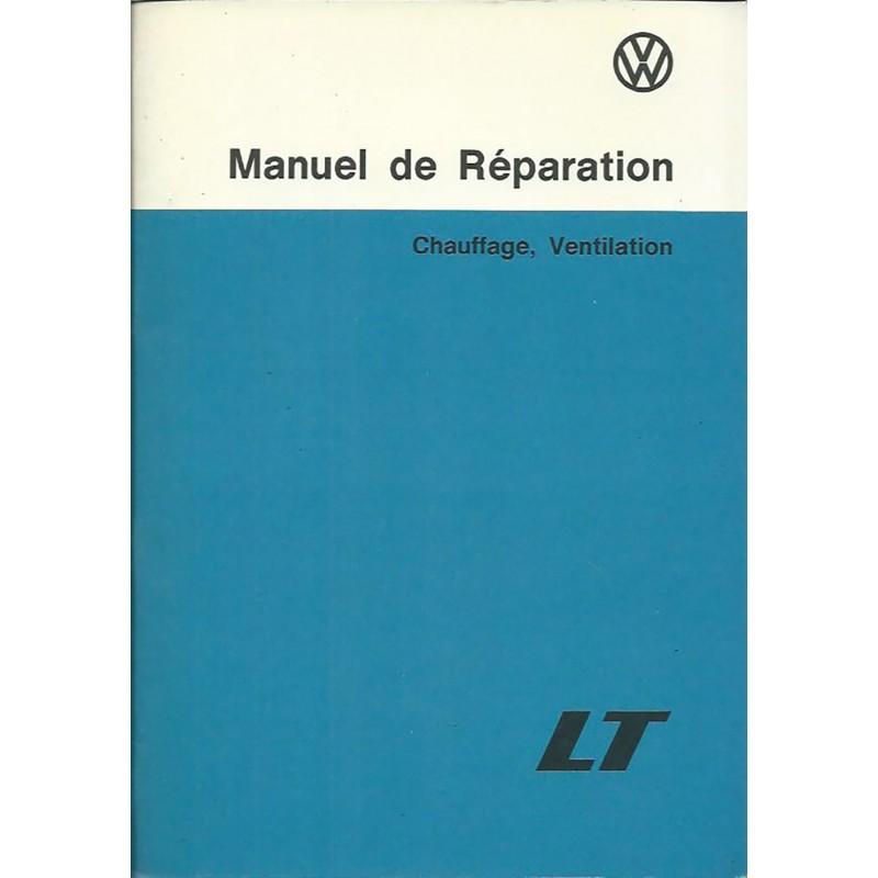 Manuel  Reparation Chauffage