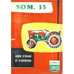 Livret Entretien SOM 35