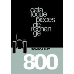 Catalogue Pieces SOMECA 800