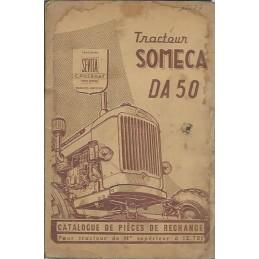 Catalogue Pieces DA 50 L
