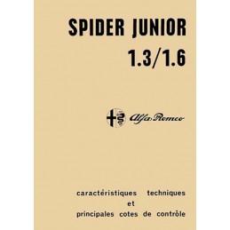 Manuel Technique Spider Junior