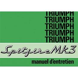 Notice d' Entretien   MK3