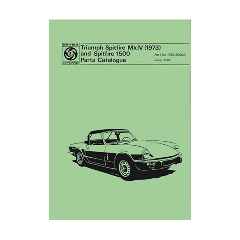 Catalogue Pieces 1500 / MK IV