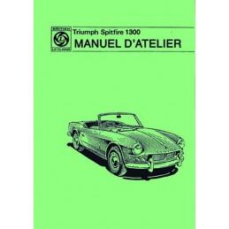 Manuel d' Atelier  Spitfire 1300
