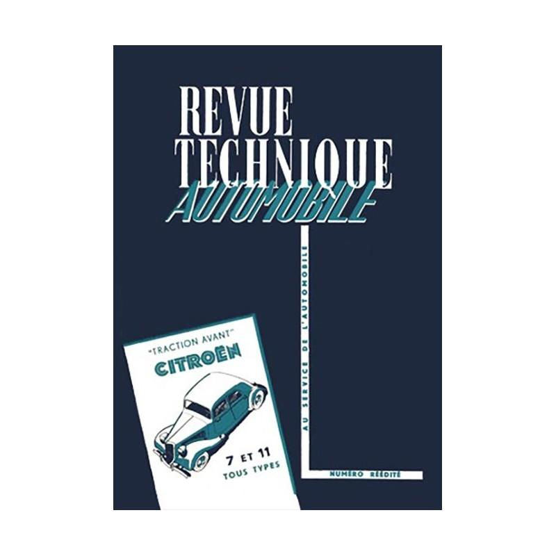 Revue Technique 7 & 11