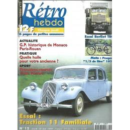 Retro Hebdo N° 12