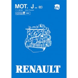Manuel  Reparation J5R / J7T