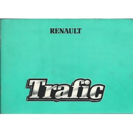 Notice d' Entretien 1981