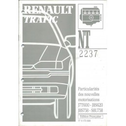 Manuel Reparation J7T/JS/S8U