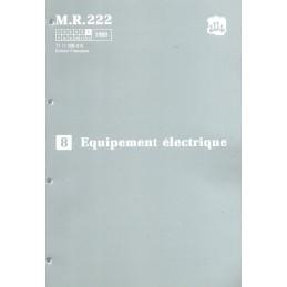 Manuel Reparation Elecricité