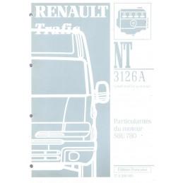 Manuel de Reparation S8U 780