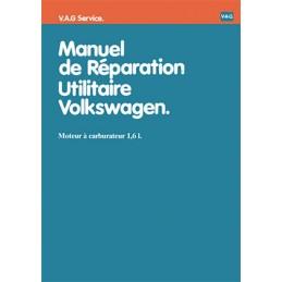 Manuel Mecanique 1,6 L