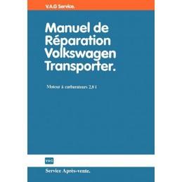 Manuel Mecanique 2,0 L