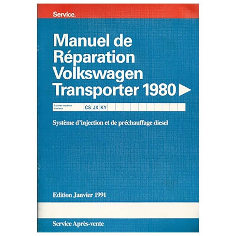 Manuel Mecanique Injection Diesel