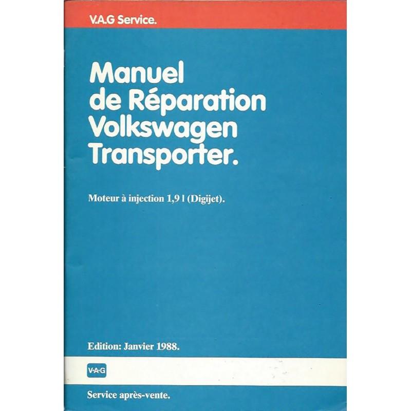 Manuel Mecanique 1,9 L