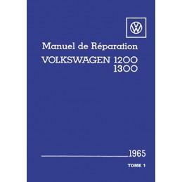 Manuel de Reparation  1965 / 1967