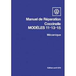 Manuel de Reparation  1975