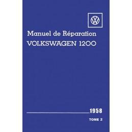 Manuel de Reparation  1958  Tome 2