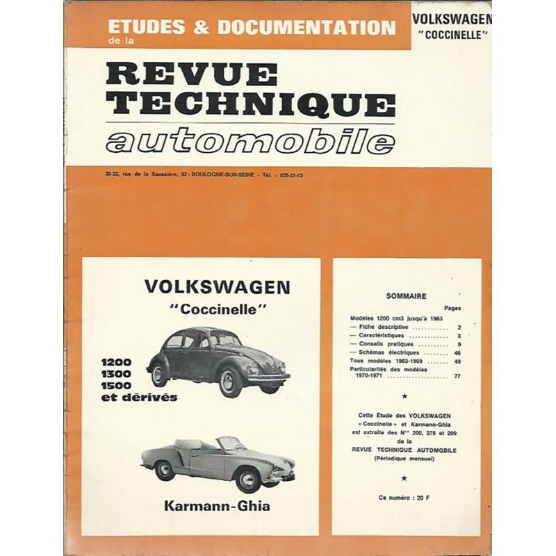 Revue Technique 1972