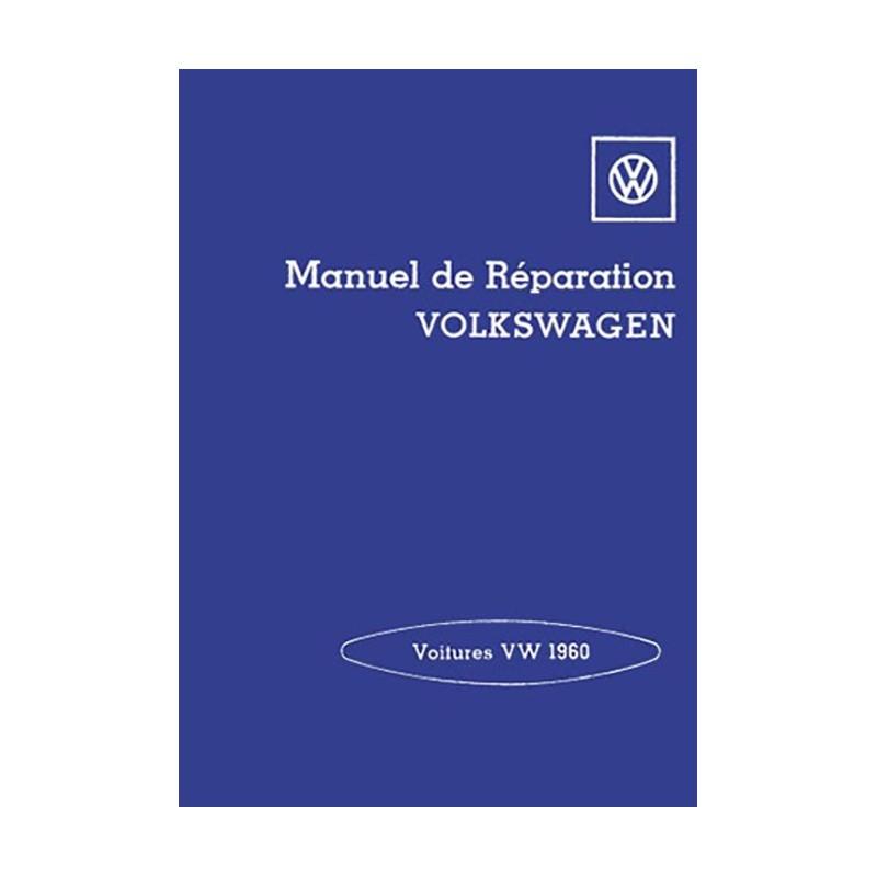 Manuel de Reparation  1960 / 1664