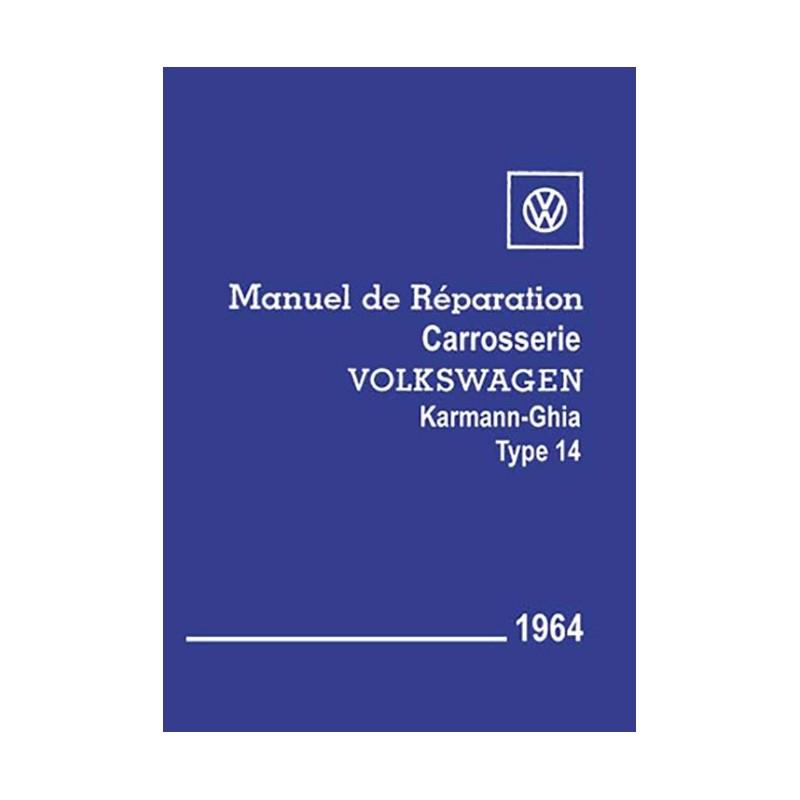 Manuel de Reparation 1964