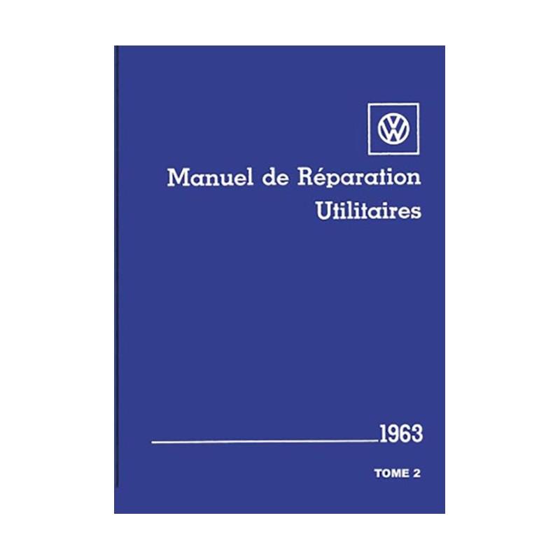 Manuel Reparation 1963 Tome 2