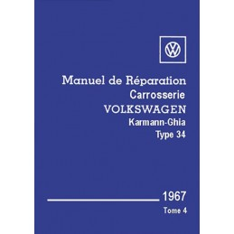 Manuel de Reparation Tome 4