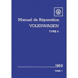 Manuel de Reparation  411 Tome 1