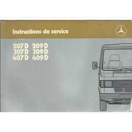 Notice d' Entretien 1988