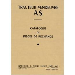 Catalogue Pieces AS
