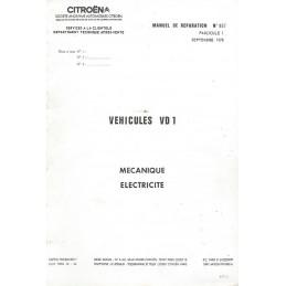 Manuel de Reparation ( 2 Cyl )