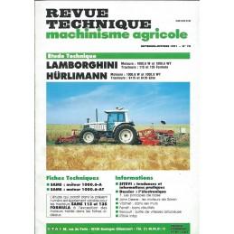 Revue Technique 115 / 135