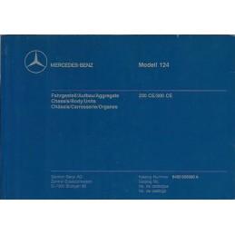 Catalogue Pieces 230CE/300CE