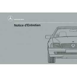Notice d' Entretien 1989
