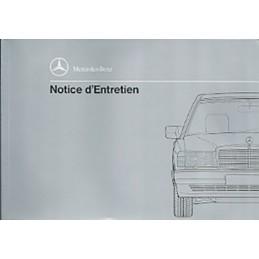 Notice Entretien 1990
