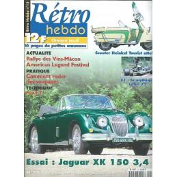 Retro Hebdo N° 15